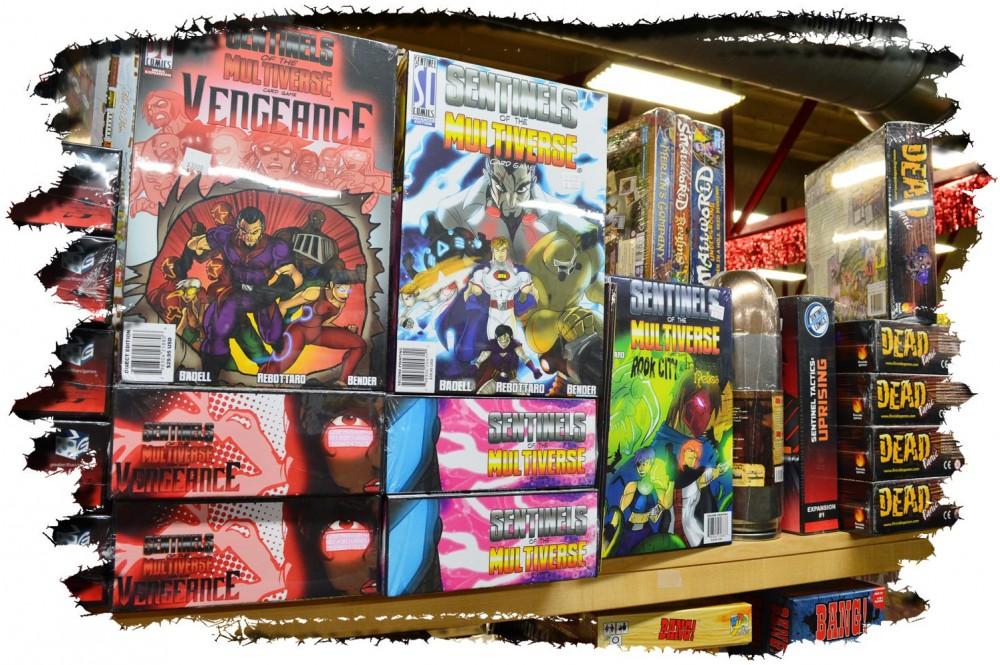 Games Source Comics Games