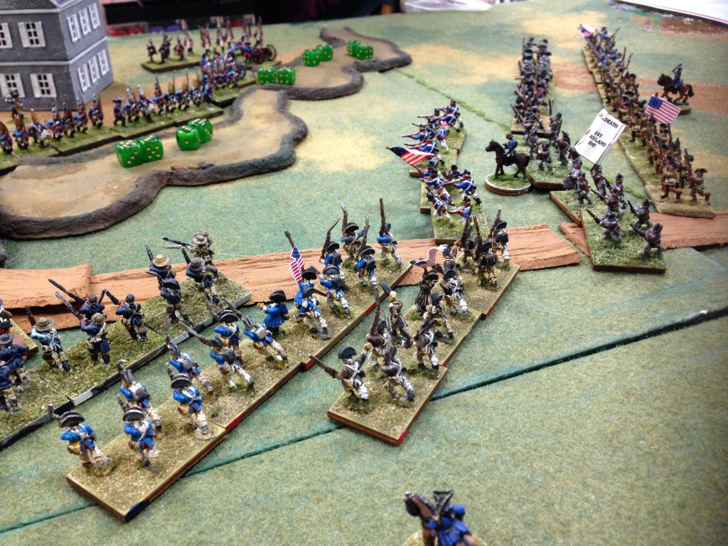 American Charge!