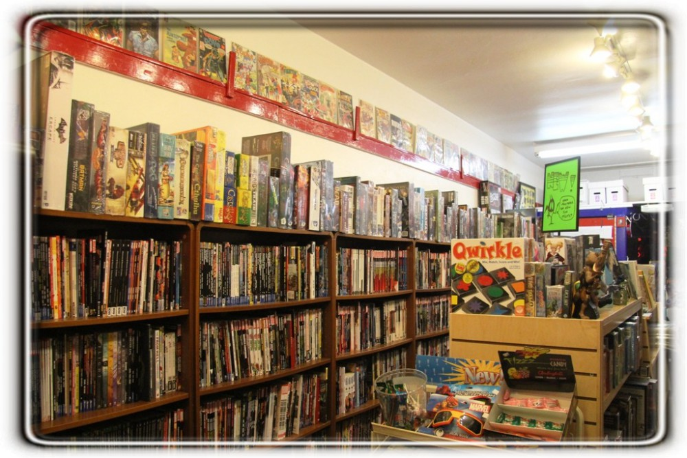 Uncle svens comic shoppe source comics games rumor has it that uncle svens is the oldest comic shop still in its original location anywhere in the twin citiesand what it lacks in size it makes up in solutioingenieria Choice Image