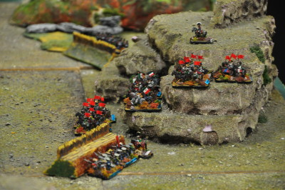 Mexican Army defends the Passes