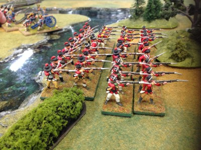 2 of many units of British Grenadiers...some did not act very Grenadier like