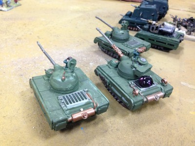 British Heavy Tanks