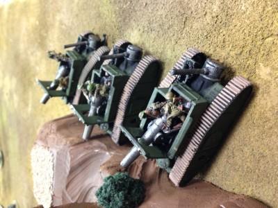 USMC Heavy Arty