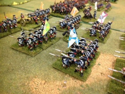 aahh Prussians the super troopers of the 7 years war...