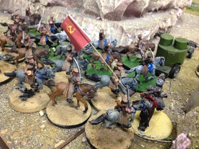 Cossacks attack!