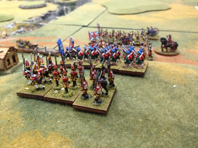 Scots Grenadiers and British oh My!