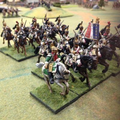 French Dragoons!
