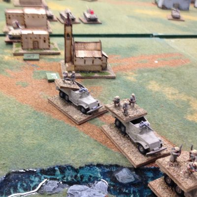 BTR's beat a hasty retreat