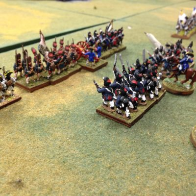 The Adversaries ... French Grenadiers