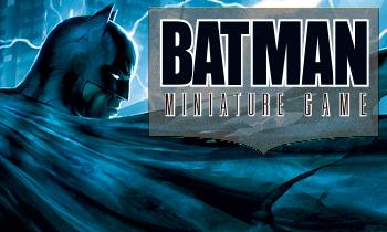 Batman Miniatures