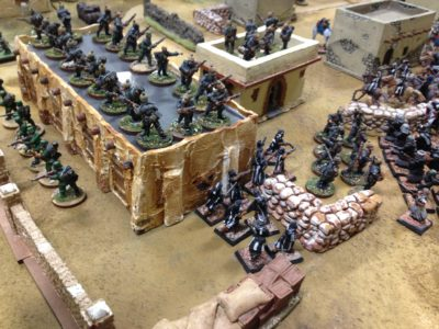 Bashirs German Infantry