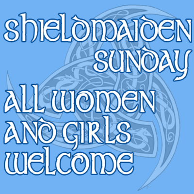 Shieldmaiden Sunday