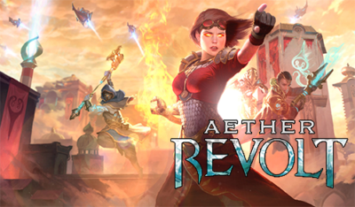 Magic Game Day: Aether Revolt