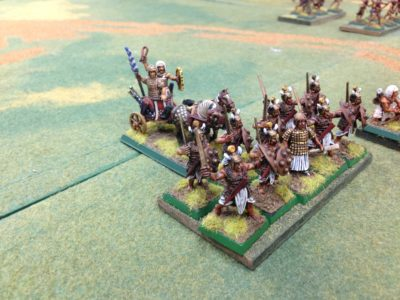 The Pharaoh's Guard - The Sheridan try to stem the tide.