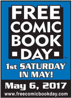FREE COMIC BOOK DAY !!!