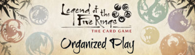 Legend of the Five Rings Launch Event