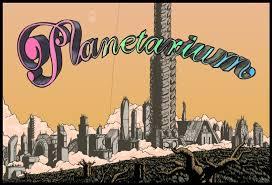 Chance Wyatt Planetarium Signing